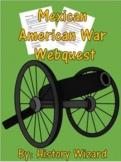 Mexican American War Webquest