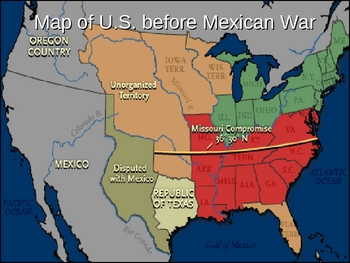 Mexican American War and Texas Independence