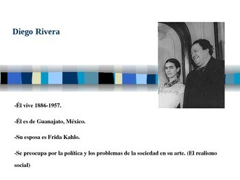 Mexican Artists Powerpoint