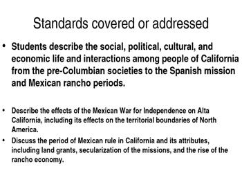 Mexican California