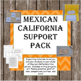 Mexican California Support pack