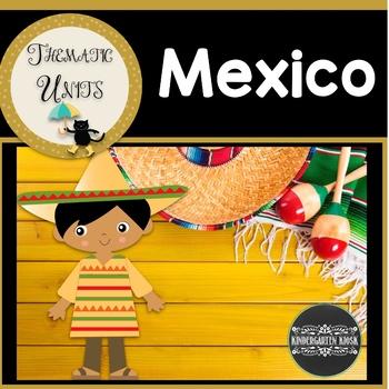 Mexico Celebrations: Thematic Unit