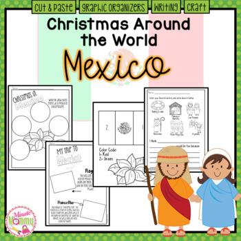 Christmas Around the World: Mexico Scrapbook