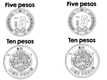 Mexican Coin Booklet