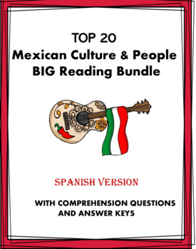 Mexican Culture, Holidays & People: TOP 22 Lecturas en Español at over 45% off!