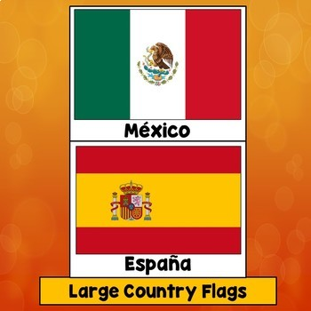 Mexican Flag, Spanish Flag, Photos, and Interesting Facts