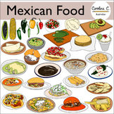 Mexican Food Clip Art