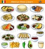 Mexican Food Clipart Comida