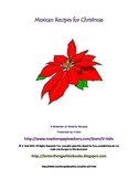 Mexican Food Recipes FREE Printable Recipes Booklet