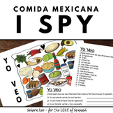 Spanish Food and Culture - Mexican Food Vocabulary - Spani