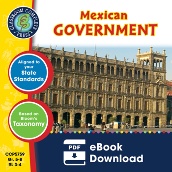 Mexican Government Gr. 5-8