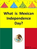 Mexican Independence Day 16 de septiembre Book