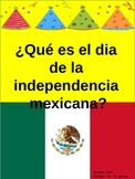 Mexican Independence Day 16 de septiembre Book (Spanish Version)