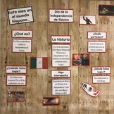 Mexican Independence Day Bulletin Board