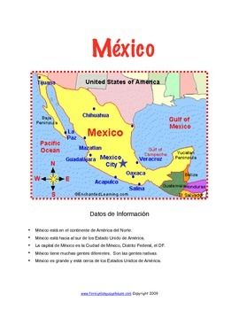 Mexican Independence Day Mini Lesson for Spanish Beginners