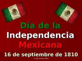 Independencia de Mexico PP Español