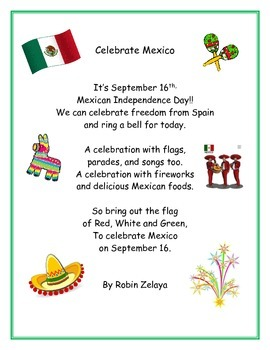 Poem About Mexican Food
