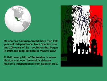 Mexican Independence Day Slideshow