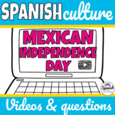 Mexican Independence Day Video Webquest (Distance Learning)