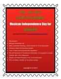Mexican Independence Day for Spanish 2