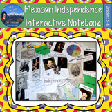 Mexican Independence Interactive Notebook Bundle