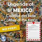 Mexico! Legends Around the World - Callejón del Beso (Alley of the Kiss)