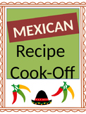 Mexican Recipe Cook-Off