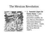 Mexican Revolution Bingo