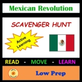 Mexican Revolution Scavenger Hunt