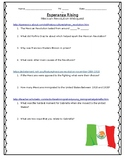 Mexican Revolution Webquest