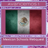 Mexican Schools Webquest