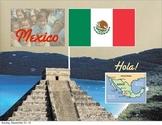 Art Presentation: Mexican Sombrero Craft