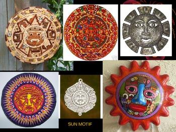 Mexican Sun Stone