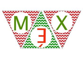 Mexican ornaments