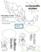 Mexican revolution doodle notes (La revolucion mexicana)