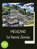 Mexicano by Barrio Zumba
