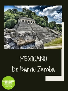 Mexicano by Barrio Zumba
