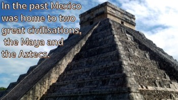 Mexico - A General Introduction