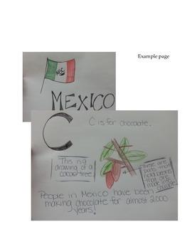 Mexico ABC Book