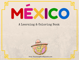 Mexico Activity Book for Young Learners