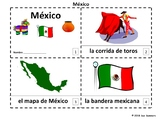 Mexico Booklets 2 Emergent Readers in Spanish - Mexican Culture