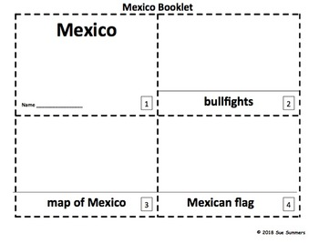 Mexico Booklets - ENGLISH - Mexican Culture