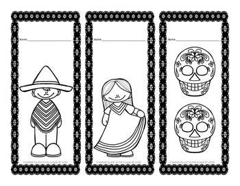 Mexico Bookmarks