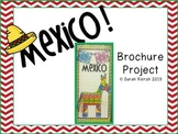 Cinco de Mayo Mexico Brochure Project