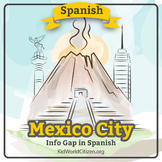 Mexico City Info Gap: Communicative Activity in SPANISH