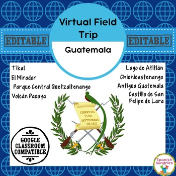 Guatemala Virtual Field Trip
