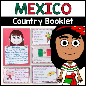 Mexico Country Booklet - Mexico Country Study - Interactive and Differentiated