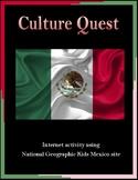 Mexico - Culture Internet Activity