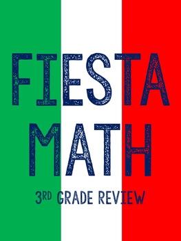 Mexico Country Study & Math Bundle