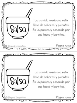 Mexico Booklet Country Study Project Unit Español (Spanish) Edition